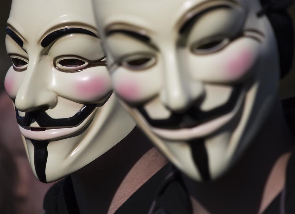 Przemijanie anonimowości, która stała się mitem