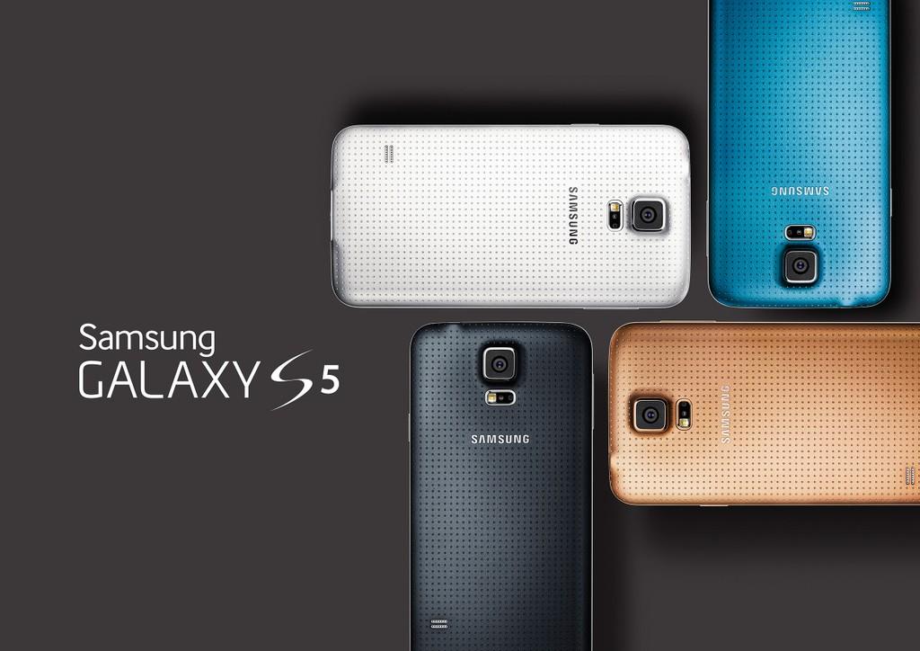 MWC 2014: Samsung Galaxy S 5 to przykład udanej ewolucji produktu