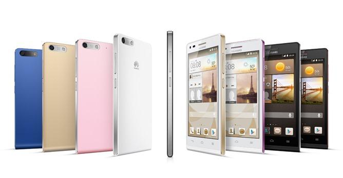 MWC 2014: Huawei to trzeci producent smartfonów, ale… kompletnie tego nie widać