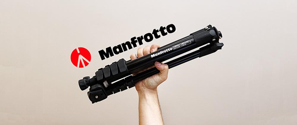 Manfrotto Compact MKC3-P01, czyli dobry statyw w rozsądnej cenie – recenzja Spider's Web