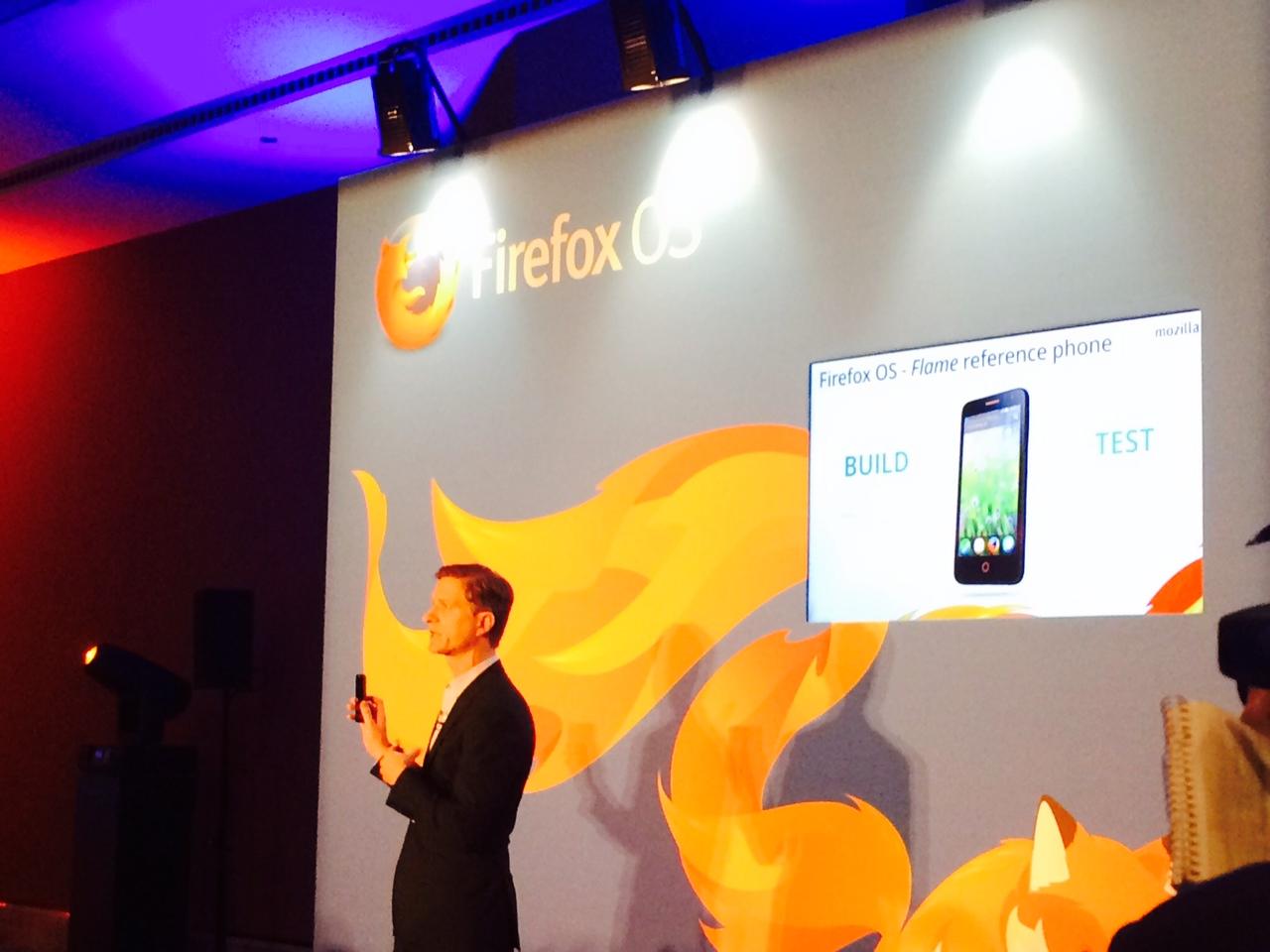 MWC 2014: Po konferencji Mozilli – nowe smartfony z Firefox OS mają być dużo lepsze