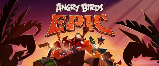 Angry Birds Epic, czyli dojna krowa Rovio w wersji RPG
