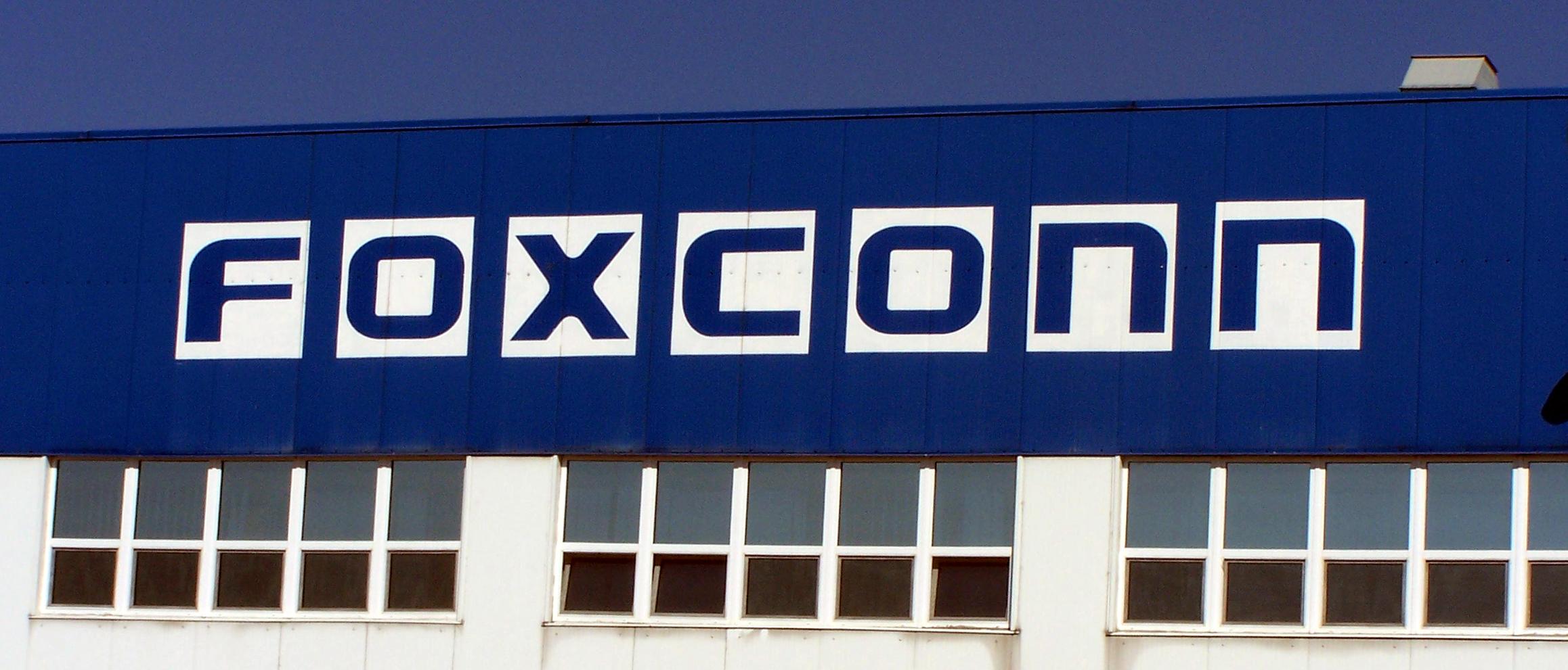Foxconn jak PSL – dogada się z każdym