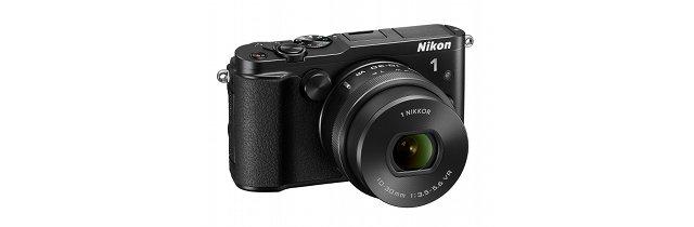 Nikon zmienia podejście do bezlusterkowców. Nowy flagowiec 1 V3 nareszcie może się podobać