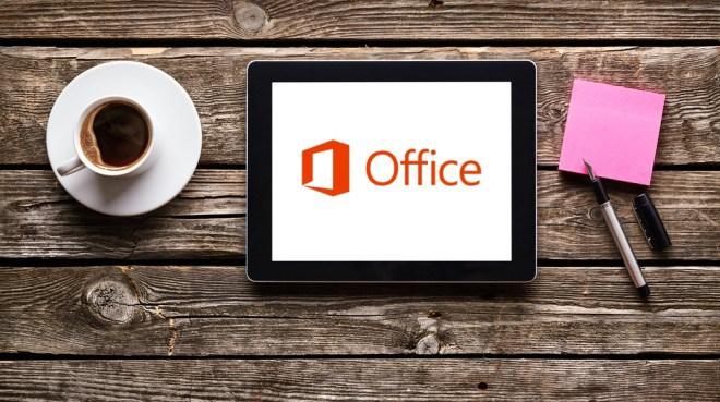Tablety z Windows 8.1 otrzymają dotykowego Office'a jako… ostatnie