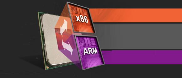 AMD jako jedyna firma na świecie będzie produkować procesory x86 i ARM. Własny rdzeń firmy to K12
