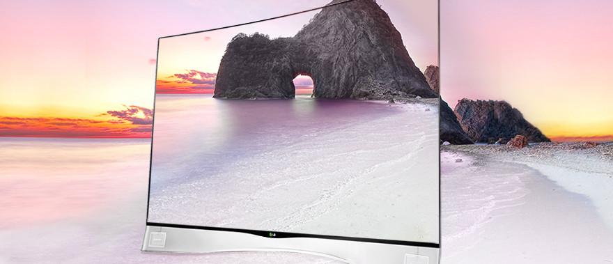 LG nie poddaje się – dalej będzie wyginać telewizory