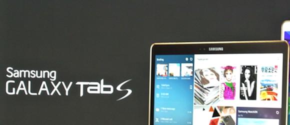 Poznaliśmy polskie ceny nowych tabletów Galaxy Tab S – Samsung bierze na celownik Apple