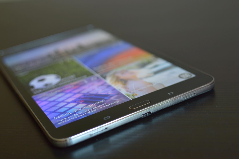 Samsung stworzył tablet, który nie ma się czego wstydzić. Sprawdzamy Galaxy Tab Pro 8.4 – pierwsze wrażenia Spider's Web