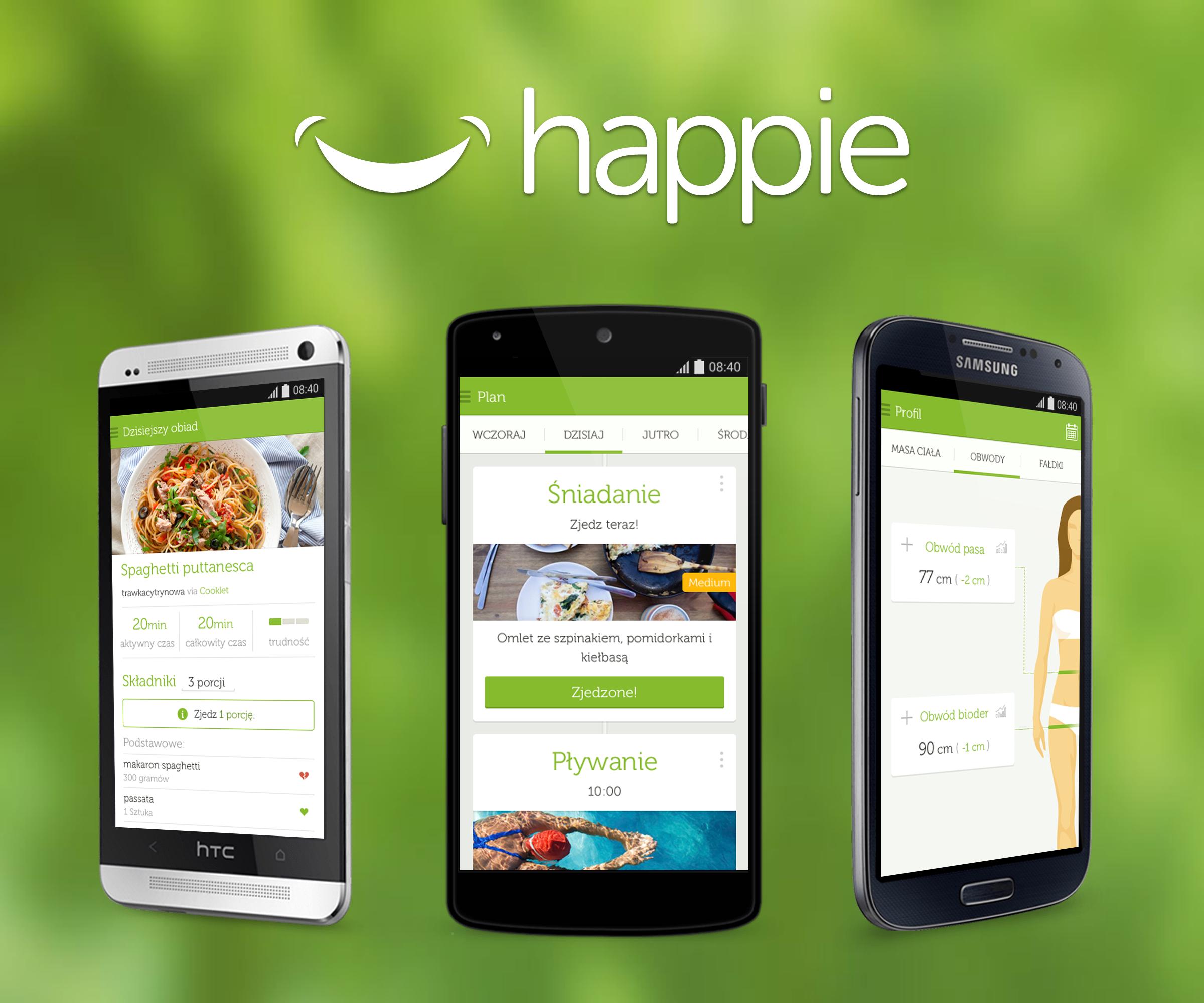 Tylko szczupli są szczęśliwi – sprawdzamy nową aplikację twórców Cookleta