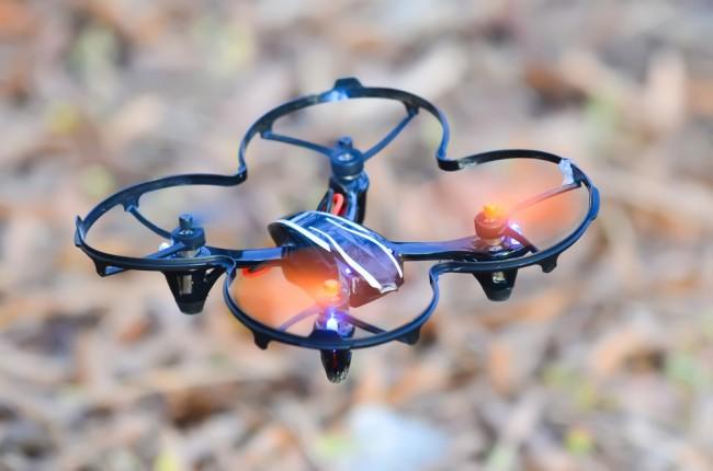 drone dron foto