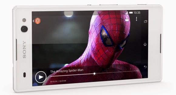 Sony Xperia C3 oficjalnie. Oto najlepszy smartfon do robienia… selfie