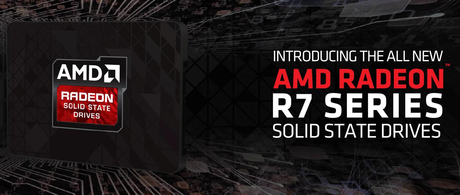 AMD wydało nowe Radeony. Nie są to jednak karty graficzne, a dyski SSD