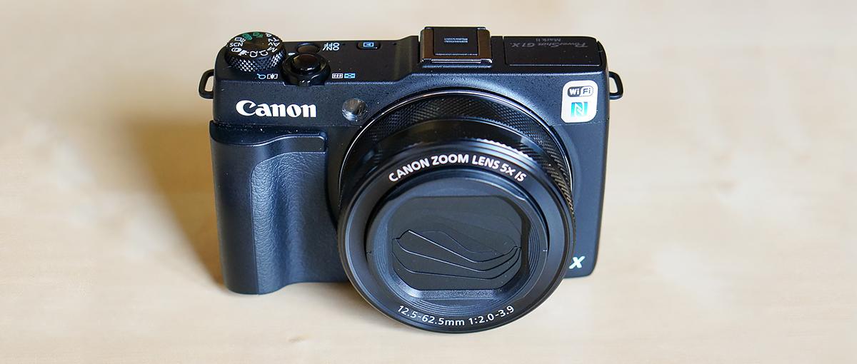 Canon G1 X Mark II, czyli prawdziwy kompakt klasy premium – recenzja Spider's Web