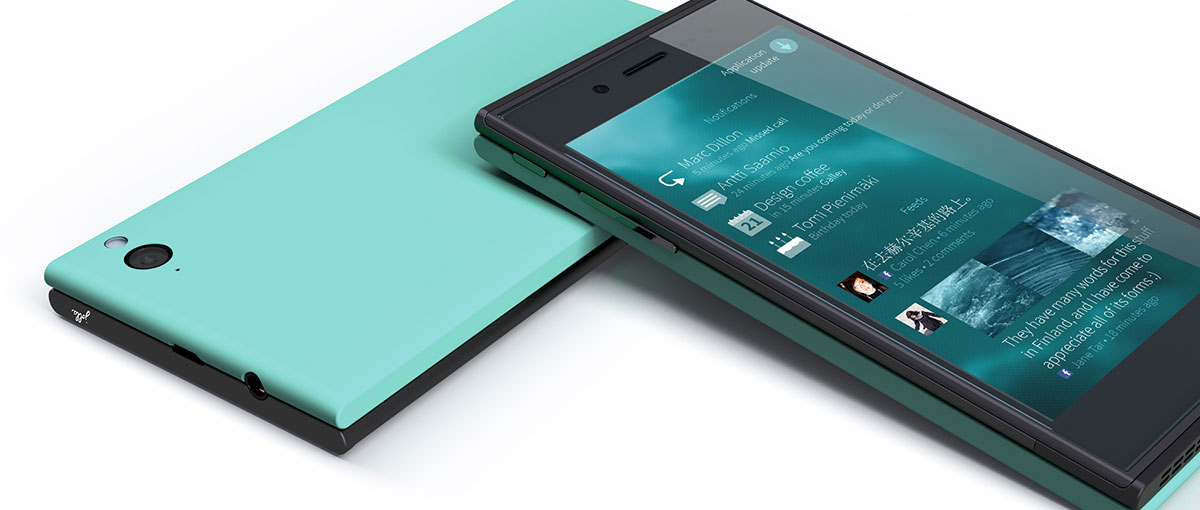 Jolla chce iść na noże z Windows Phone