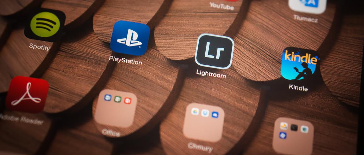 Nareszcie! Lightroom Mobile z pełną obsługą RAW-ów