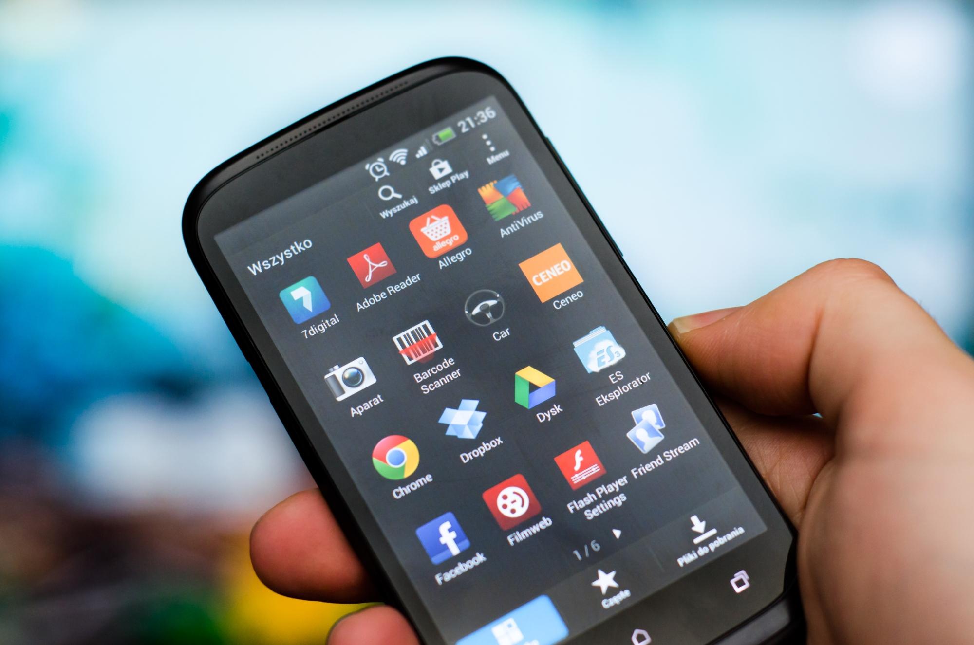 Jeśli tworzysz aplikacje dla Androida, powinieneś je przetestować na prawie 20 000 urządzeń