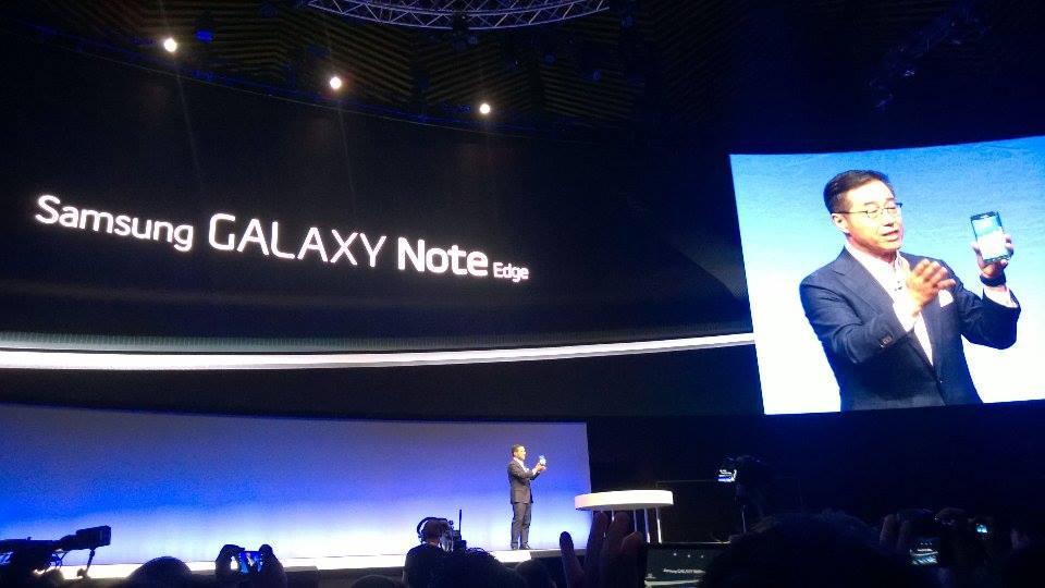 Oto największa niespodzianka Samsunga na IFA – zakrzywiony Galaxy Note Edge
