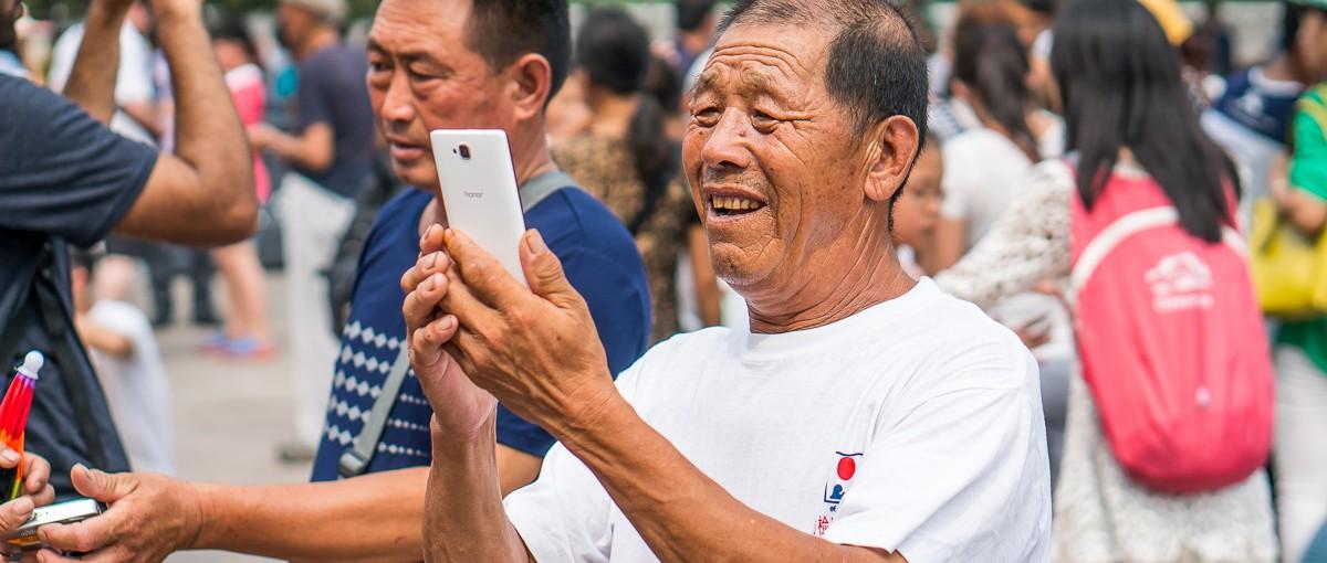 Chiny w obiektywie – czym fotografują i z czego dzwonią Chińczycy