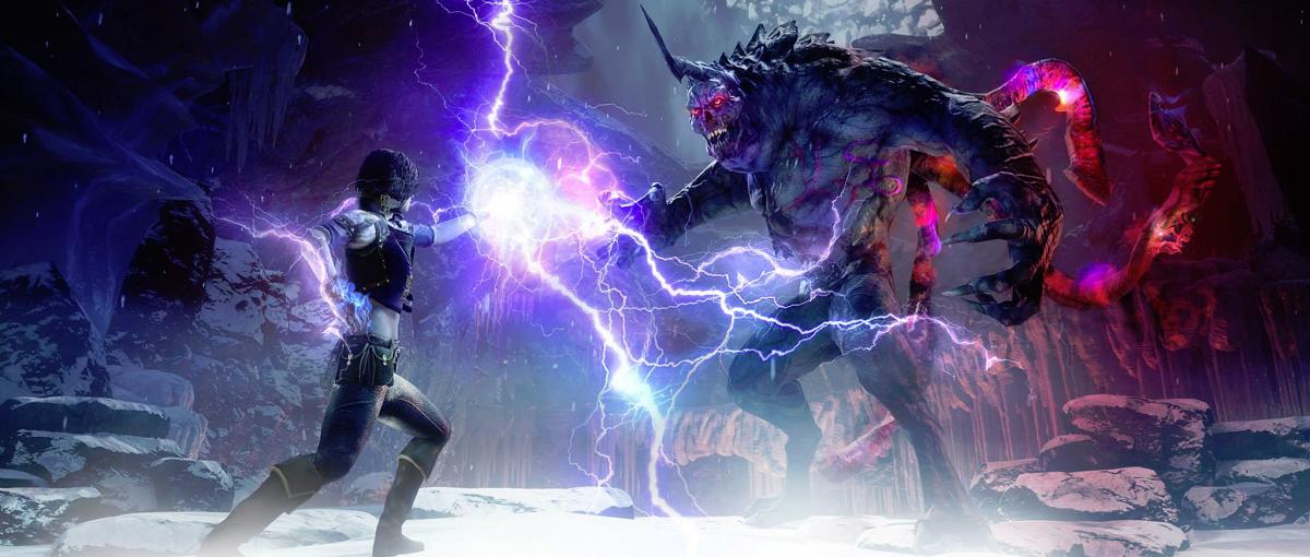 Lichdom: Battlemage to gra wykorzystująca pełen potencjał nowych Radeonów