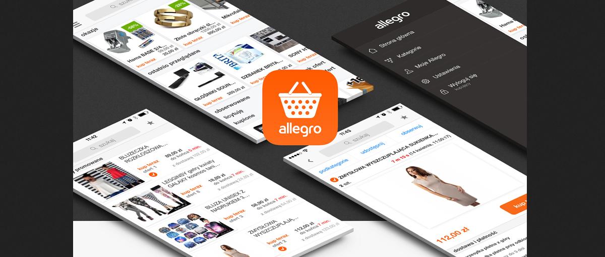 Hej, sprzedawcy – Allegro ma dla was nową aplikację mobilną