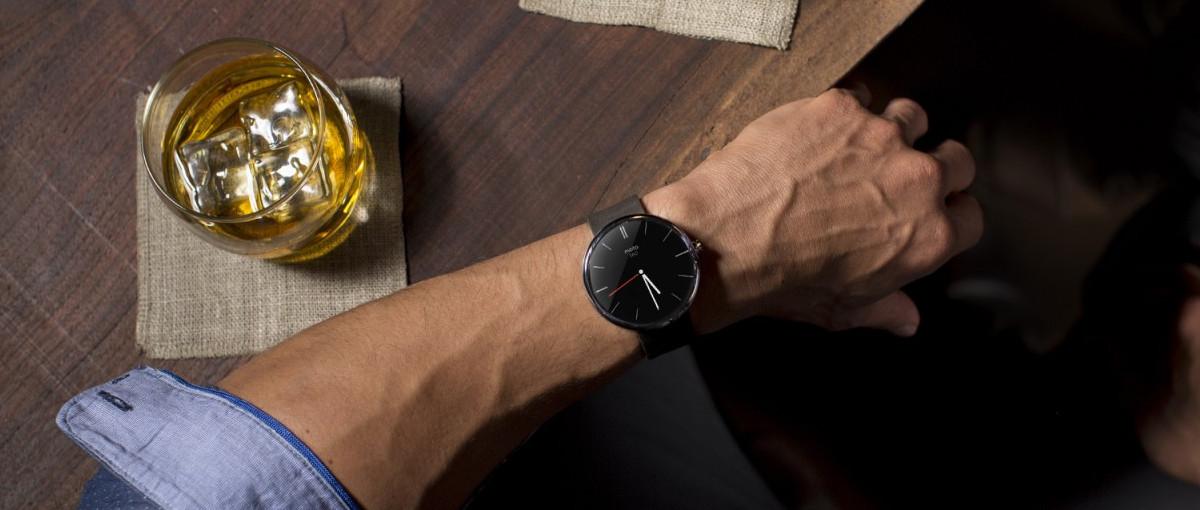 Bateria w zegarku Moto 360, czyli spójrz jaka piękna katastrofa