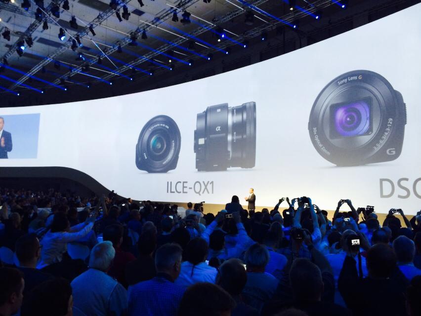 Niespodzianka od Sony – nie jeden, lecz dwa nowe obiektywy-aparaty. Jest też coś dla filmowców