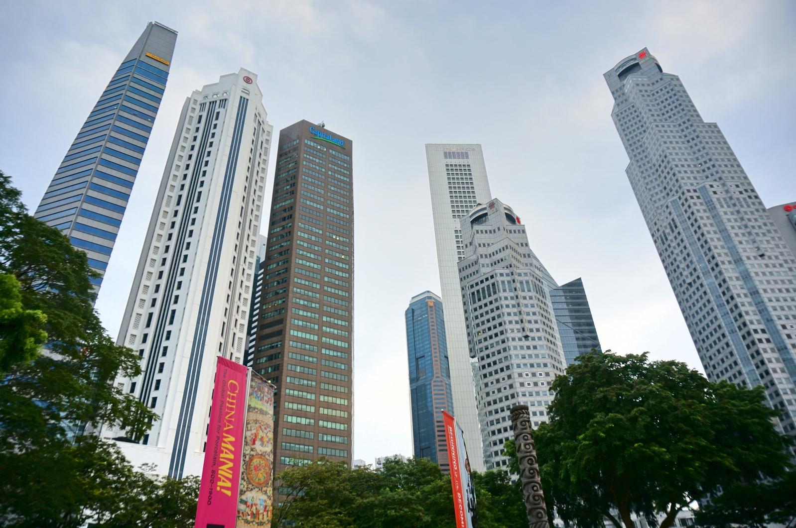 Oto 6 architektonicznych cudów Singapuru