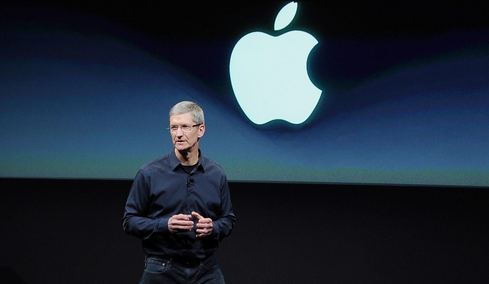 Brawo Apple! Aplauz na stojąco za postawienie się władzom