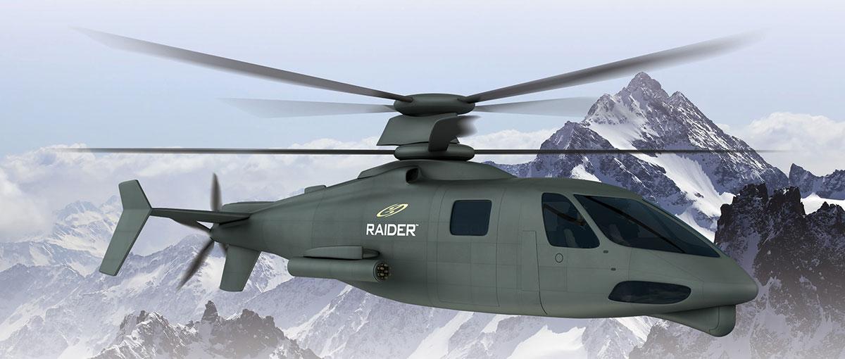 Prototyp, a już wgniata w fotel – oto S-97 Raider, czyli śmigłowiec bojowy przyszłości