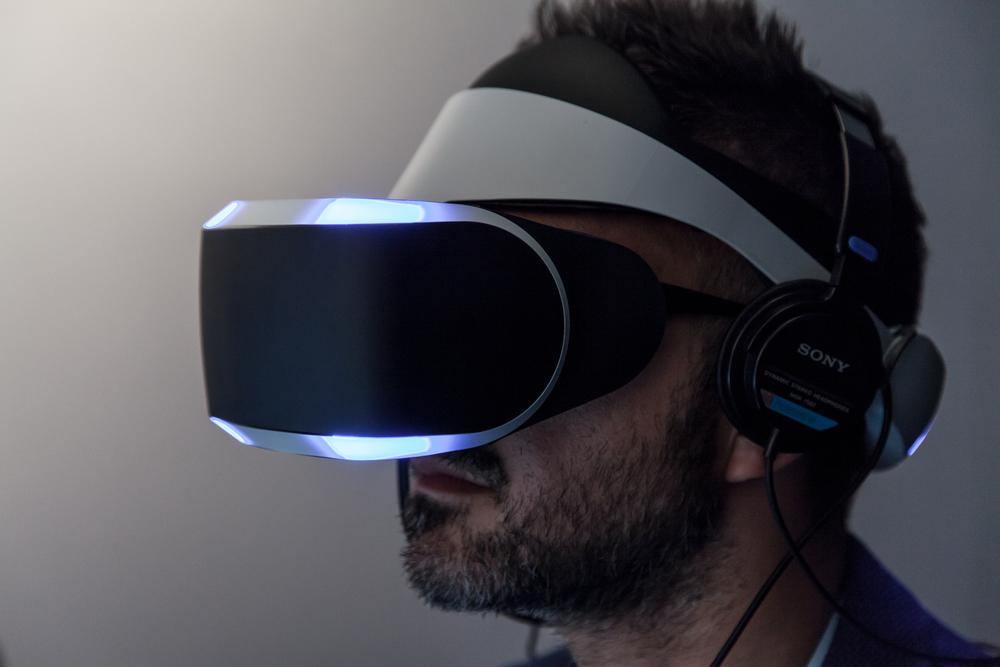 PlayStation VR działa nadzwyczaj dobrze, ale… i tak jest gorszy od konkurencji