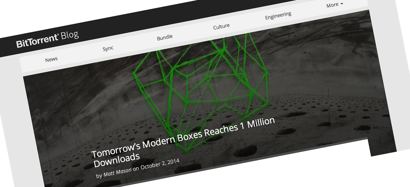 Ten muzyczny eksperyment się udał – Thom Yorke sprzedał 1,2 mln torrentów ze swoim nowym albumem!