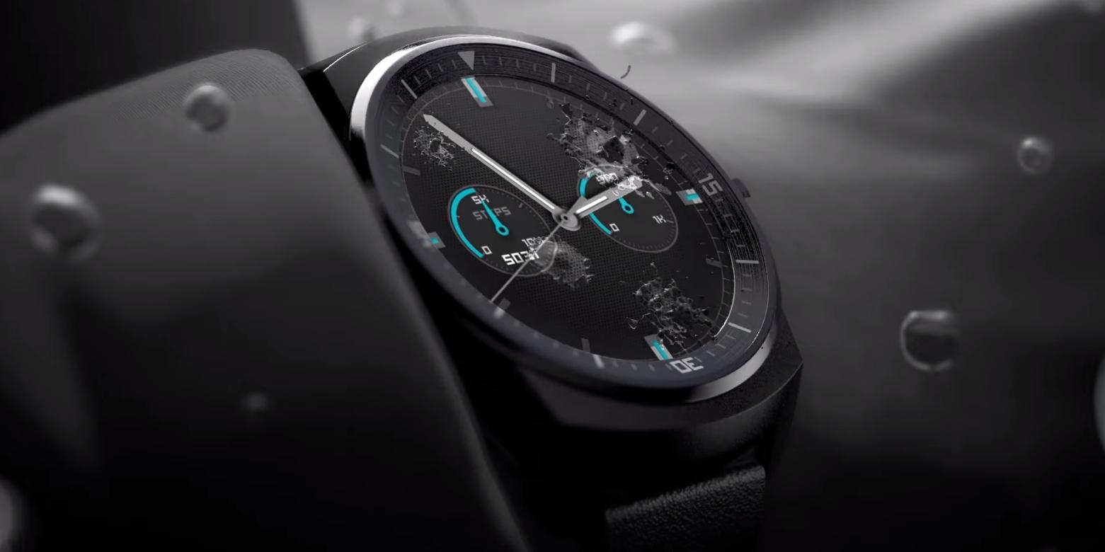 LG G Watch R jest niestety równie piękny co drogi