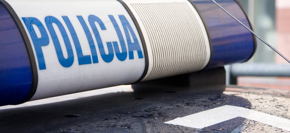 Polska policja nie wie kogo poszukuje – sorry, taki mają system