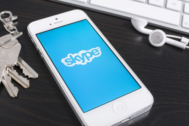 skype iphone logo microsoft komunikatory