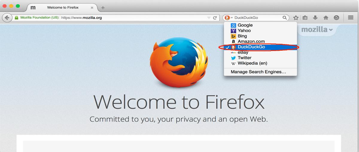Firefox stawia na prywatność. Dlaczego? Bo to jest teraz w modzie