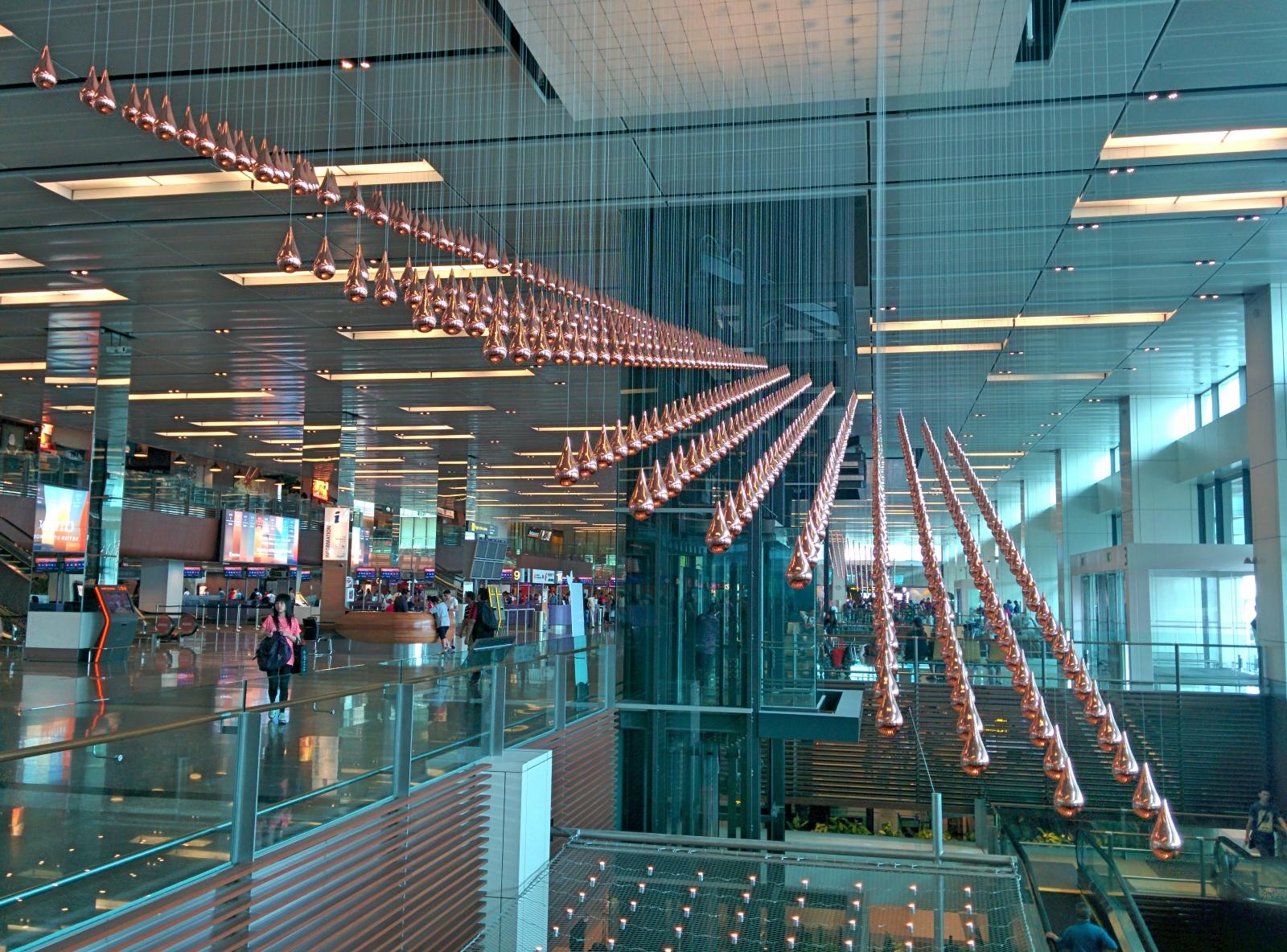 Takie rzeczy tylko w Singapurze. Zobacz jak działa największa ruchoma rzeźba na świecie