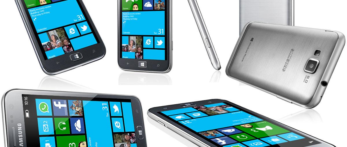 Samsung wraca do Windows Phone, ale nie za darmo