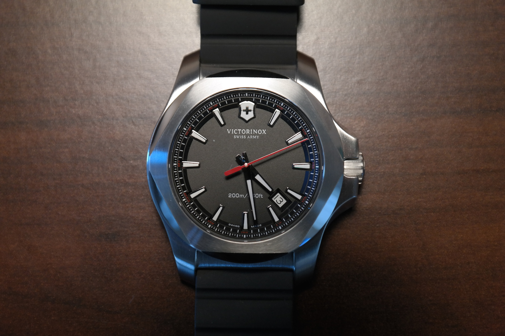 Co tam Apple Watch skoro jest I.N.O.X
