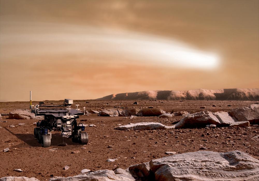 Nowe ślady wskazują, że pod powierzchnią Marsa prawdopodobnie jest woda