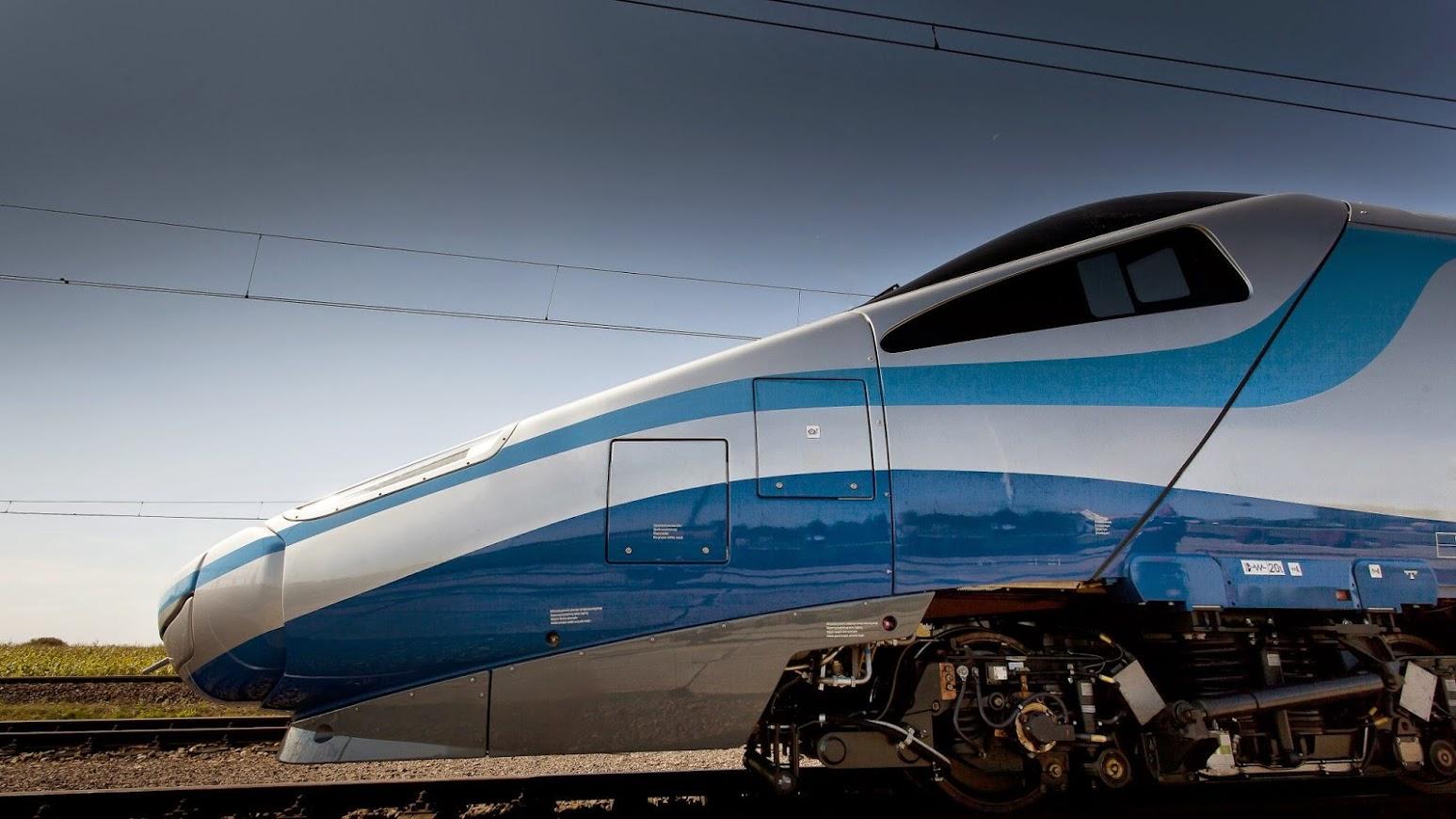 Pendolino przewiozło już milion osób, czyli… mniej niż 10% wszystkich pasażerów InterCity