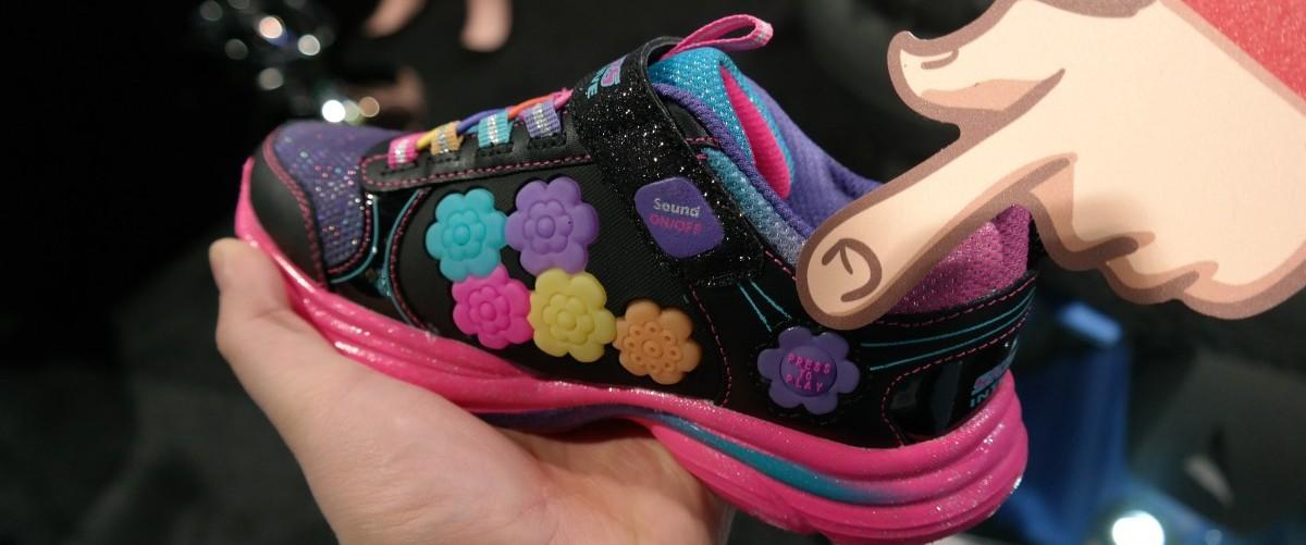"""Trochę but, trochę konsola. W Las Vegas widziałem """"adidasy"""" z… wbudowaną grą"""