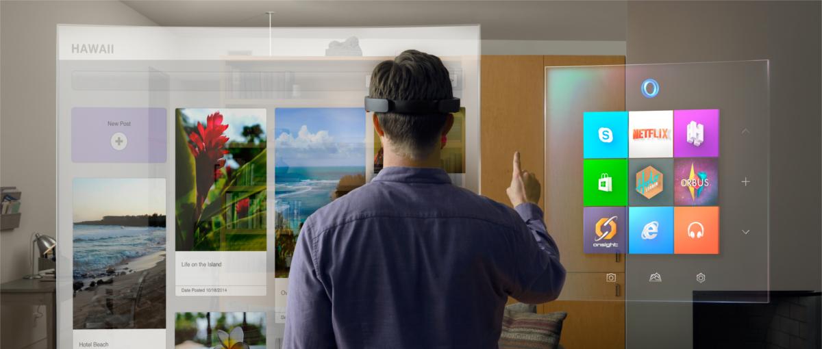 Microsoft traktuje hologramy śmiertelnie poważnie. Oto dowód