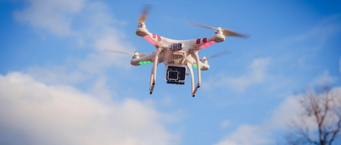 Drony do zadań specjalnych przygotują dwaj nowi gracze: Sony oraz polski Ritex