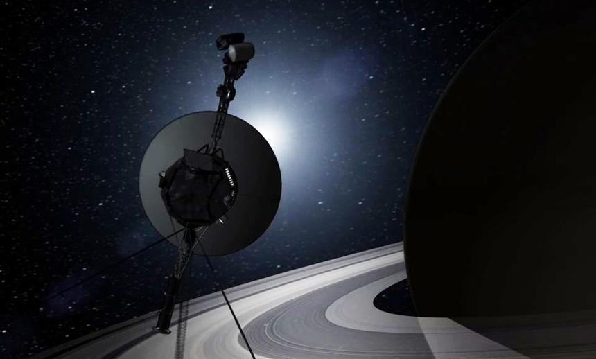 Ten widok każe zastanowić się nad naszym miejscem w Kosmosie: Ziemia z Voyagera