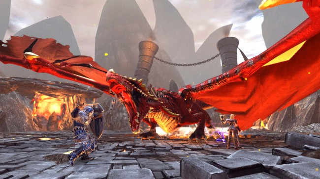neverwinter xbox one 1