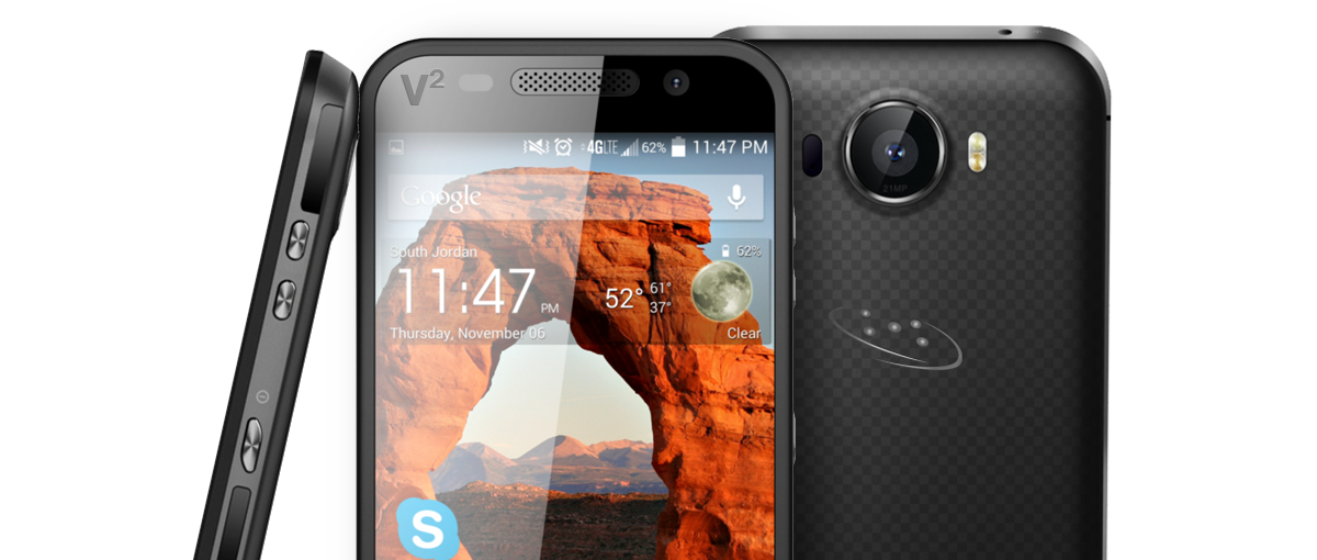 Saygus V2, czyli najbardziej innowacyjny smartfon jaki widziałem w tym roku