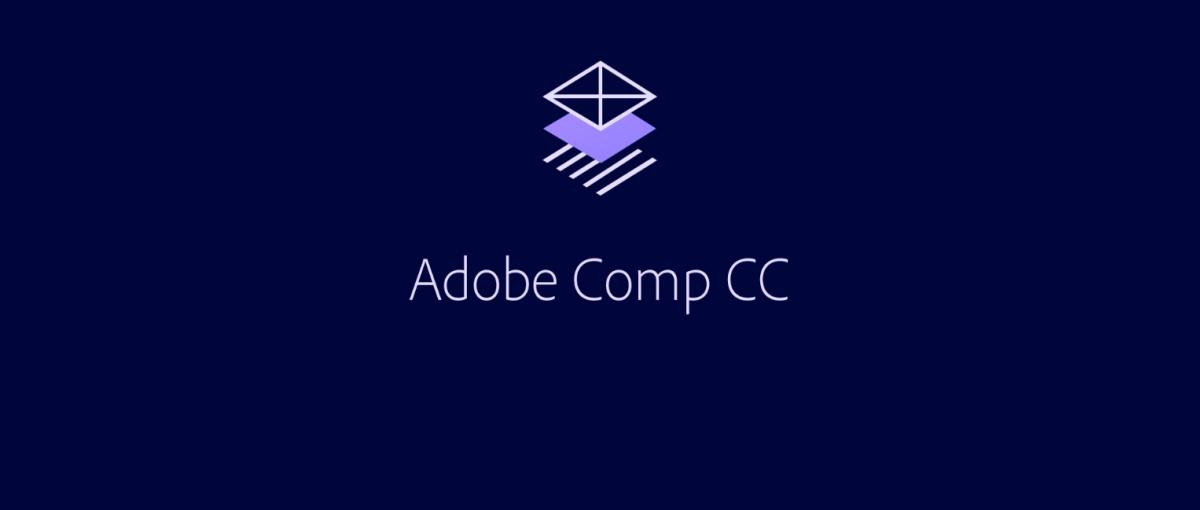 Adobe Comp CC – niesamowita aplikacja do projektowania w biegu