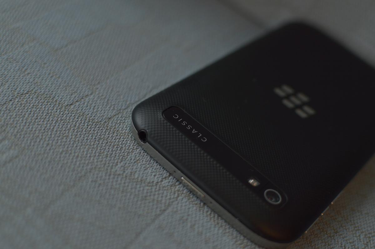 Na nic innego nie czekam tak bardzo, jak na BlackBerry z Androidem