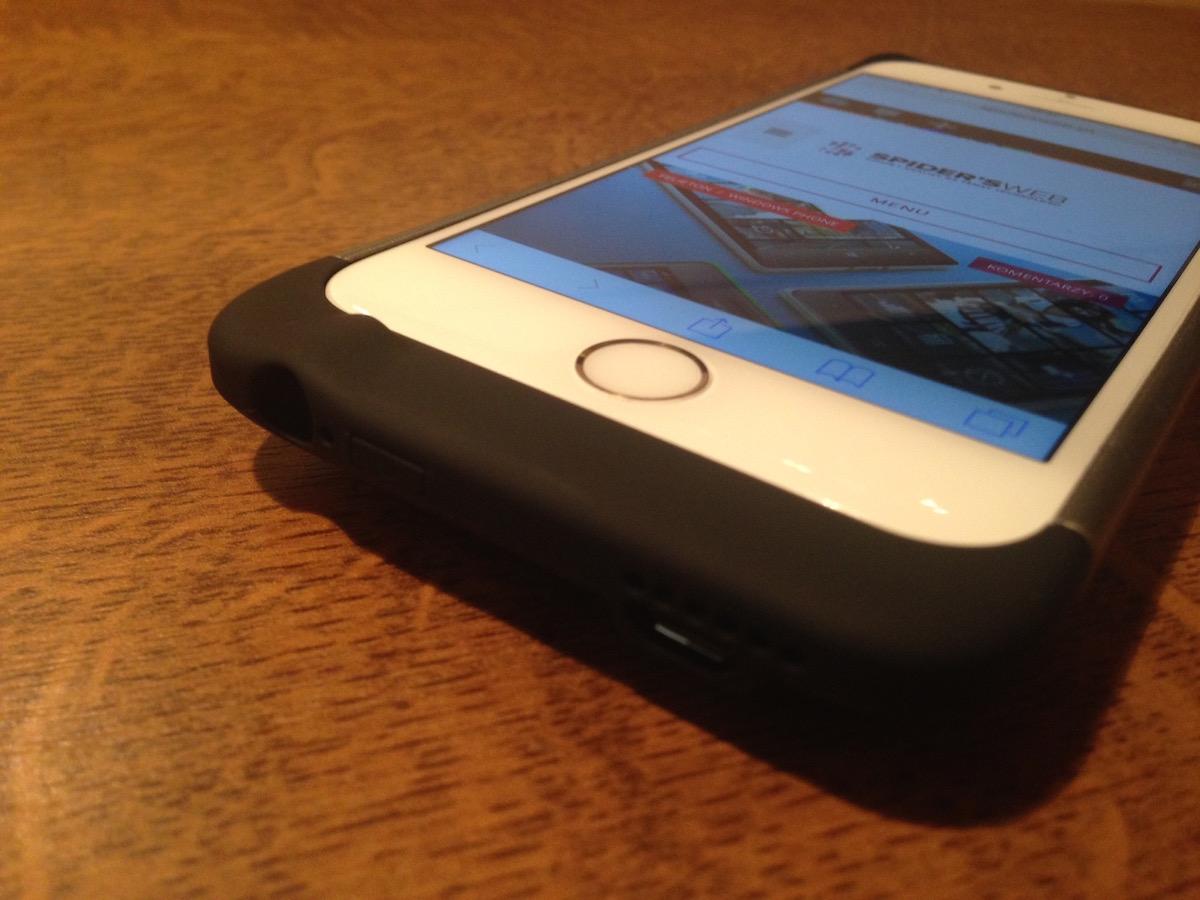 iBattz Refuel Invictus, czyli spełnienie marzeń o wymiennym akumulatorze w iPhonie 6  – recenzja Spider's Web